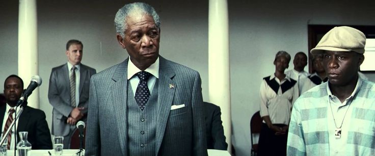Invictus. Discurso de Nelson Mandela HD 1080p