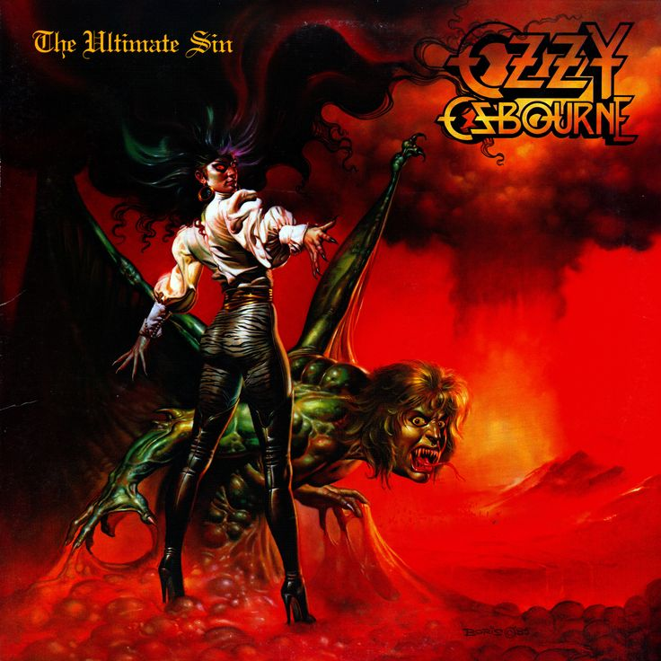 The Ultimate Sin is the fourth studio album by British heavy metal vocalist Ozzy Osbourne. It was released on 22 February 1986. It marks the final appearance of lead guitarist Jake E. Lee with Osbourne.