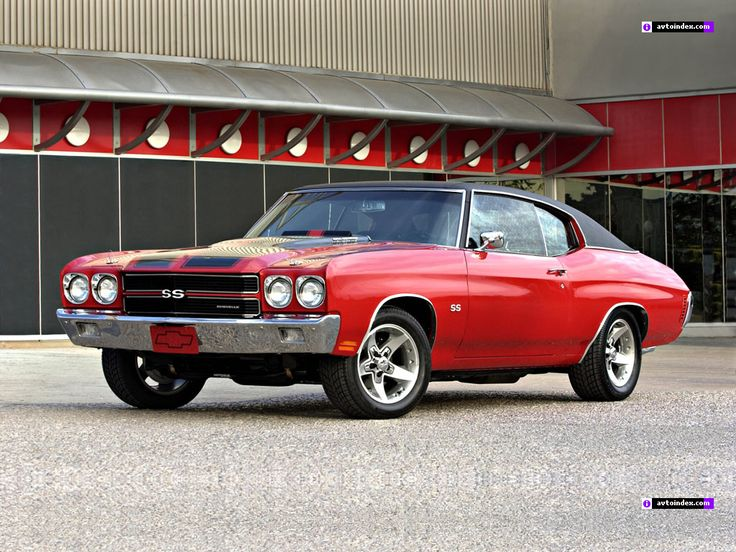 Best Super Sport Muscle Car Images On Pinterest Chevy