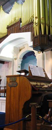 Órgão Primeira Igreja Batista do Rio de Janeiro