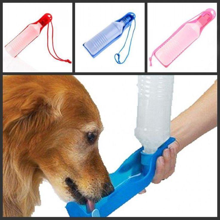 350ml Plastic Portable Pet Dog Water Bottle Travel Dog: Best 25+ Drinking Fountain Ideas On Pinterest