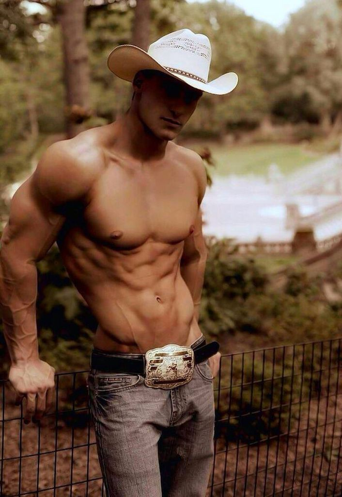 Hot Sexy Naked Cowboys
