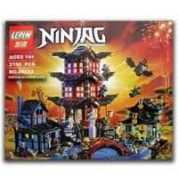 LEGO LEPIN 06022 NinjaGo Temple of Airjitzu