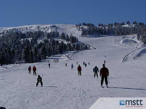 Skvelá lyžovačka