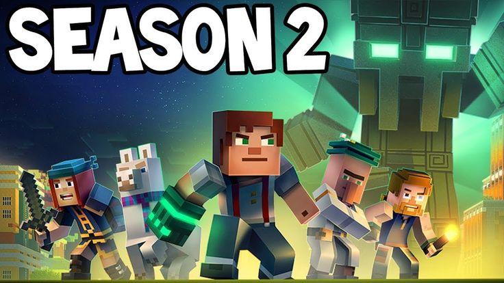Minecraft: Story Mode (Season 2) - Hero in Residence [1]
