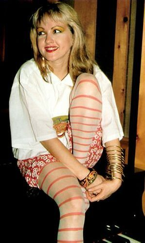 Anouk loves Cyndi - Cyndi Lauper Photo (25398508) - Fanpop