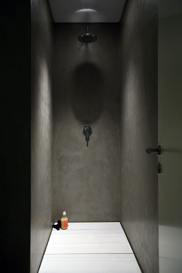 Apartment in Athens, bathroom, minimal design, Divercity architects