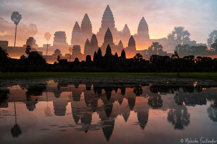 Angkor Angkor Angkor Wat by Malcolm Fackender on 500px