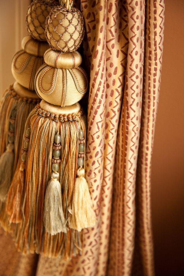Las 25 mejores ideas sobre ganchos de lazos de cortina en for Lazos para cortinas