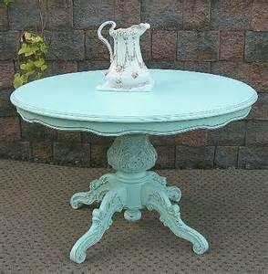 aqua painted furniture - Bing Images