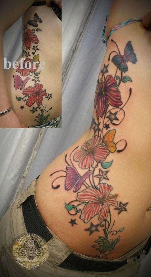 20 Flower Butterfly Tattoos Pinterest Ideas And Designs