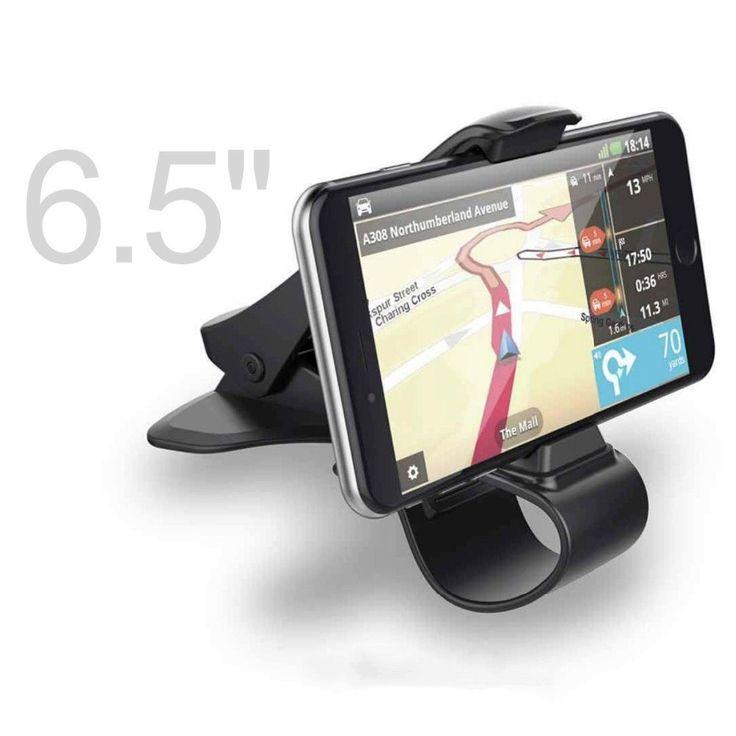Ondersteuning dashboard 2 schuifbalk universele onderdelen voor de iPhone iPad Samsung GPS smartphones