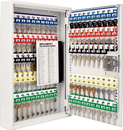 Security Key Cabinets Property Management Ideas