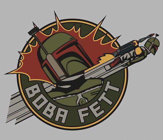 Boba Fett: The Original Rocketeer #StarWars