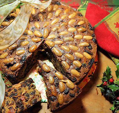 Dundee Cake Recipe Whisky