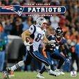 2013 New England Patriots 12X12 Wall