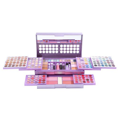 Purple Mega Makeup Kit