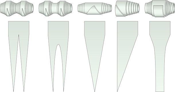 Printable Paper Bead Making Templates