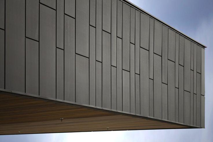 Wall Panel - Dri-Design from VMZINC