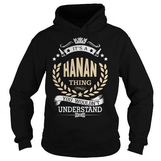 I Love HANAN Shirts & Tees