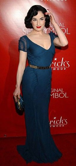 Dita Von Teese's style through the years in pictures - Fashion Galleries - Telegraph