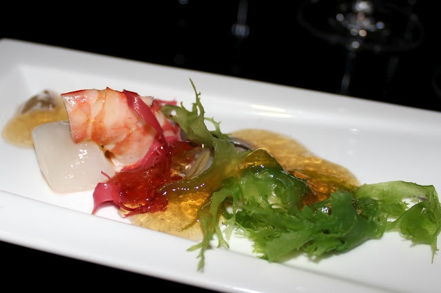 Look at what's on the menu for the 2012 Starlight Foundation Brisbane Five Chefs dinner