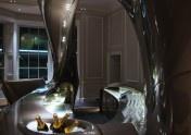 Home House Club - Design - Zaha Hadid Architects. Image: Luke Hayes
