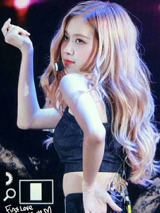 Beauty Sexy Rose Blackpink Concert In Japan Blackpink In 2019