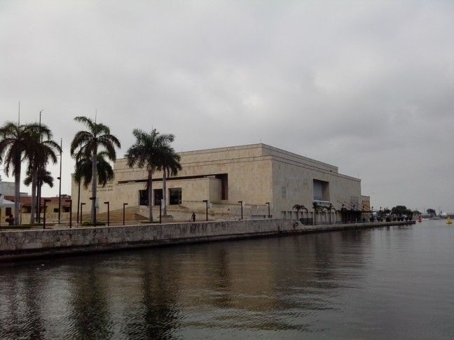 Centro de Convenciones Julio Cesar Turbay Ayala