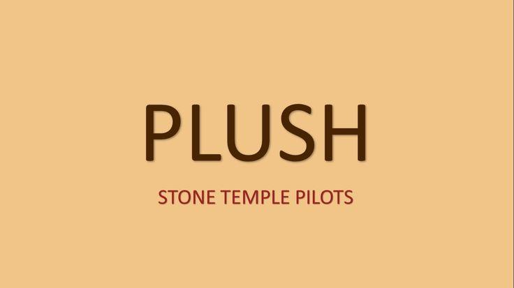Stone Temple Pilots - Plush [Lyrics Sub Español/English]