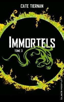 Immortels tome 3 : la guerre / Cate Tiernan. - Hachette (Coll. Black Moon), 2012