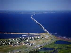 Prince Edward Island, Canada Confederation Bridge