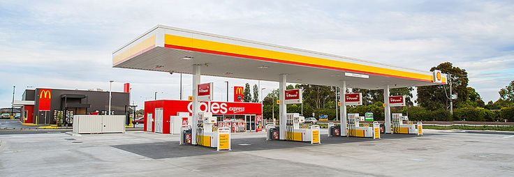 Switch Coles Express Greenfield site Update 1# - Switch