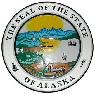 alaska statehood first day cover