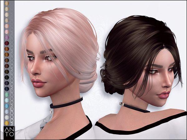 Sims 4 ps4 frisuren download