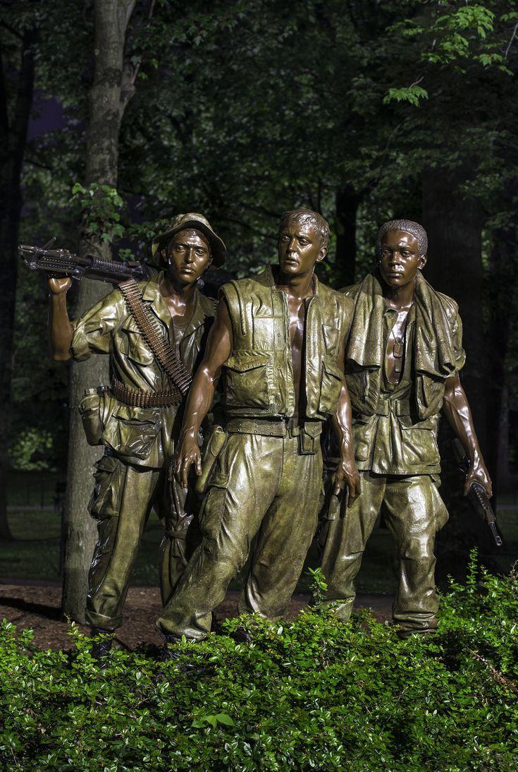 Essential Info For The United States Vietnam Veterans Memorial Soldier Vietnam Veterans