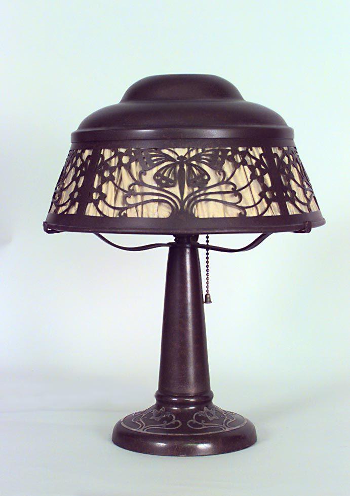 American Mission Lighting Table Lamp Bronze