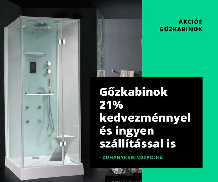 Wellis, Sanotechnik, Arttec és Kerra gőzkabinok, akciós árakon 😉😍 / #gőzkabin #akciósgőzkabin #fürdőszoba #zuhanykabindepo