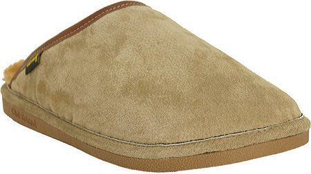 Old Friend Slipper Men Sheepskin Scuff XXL 14-15 W Chestnut 421216 >>> Click image for more details.