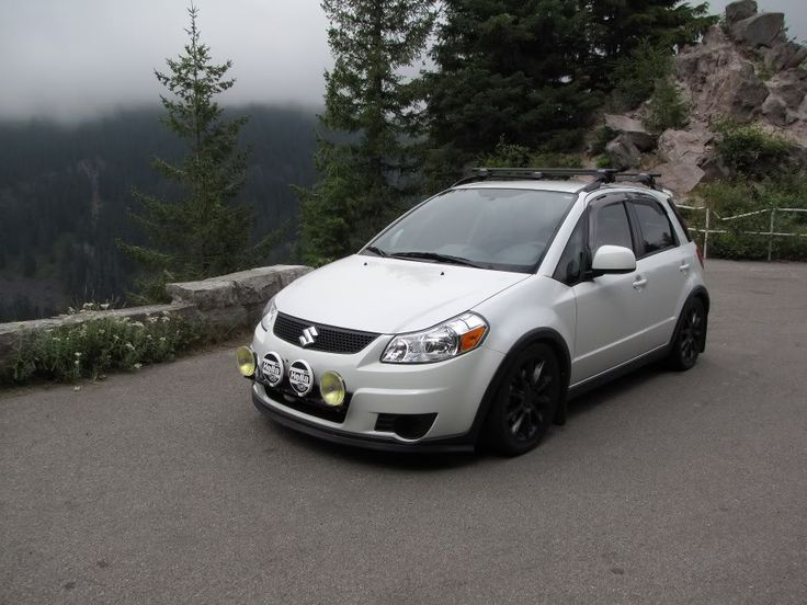 Suzuki+SX4+lowered | Suzuki Sx4 Mods