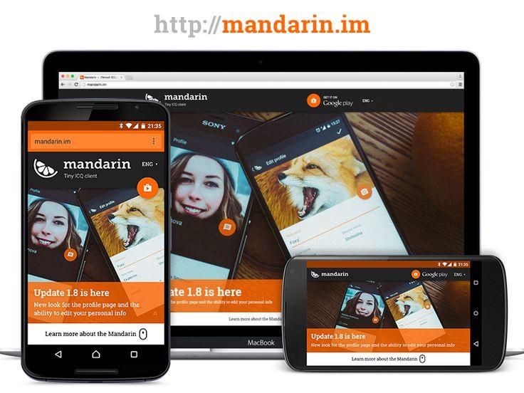 Signa Android UI Design Community — Application project by Nikolay Kuchkarov (SAMURAY)