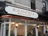 Scalinatella NYC  creamy truffle pappardelle as recommended by Blake Lively