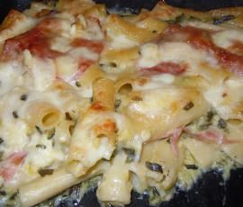 Ricetta Pasta al forno con zucchine pubblicata da laura.vitari.0 - Questa ricetta è nella categoria Primi piatti