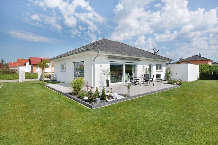 4 Bedroom Passive House Designs Bungalows 11 M X 14 4 M: Style At Home, Haus Und Terrassengestaltung