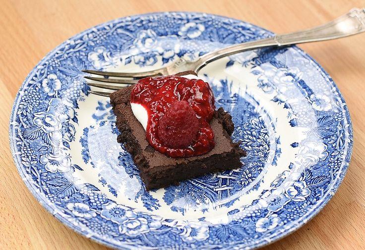 Brownie kalóriaszegényen