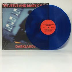 The Jesus And Mary Chain - Darklands (Blue Vinyl)
