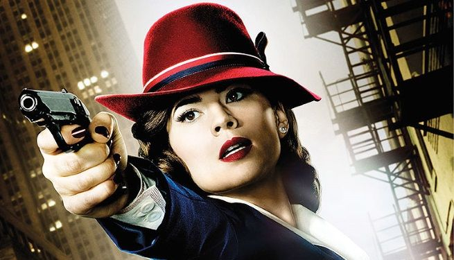 Agent Carter Captain America   Agent Carter's Extended Trailer: Mourning Captain America, Dancing and ...