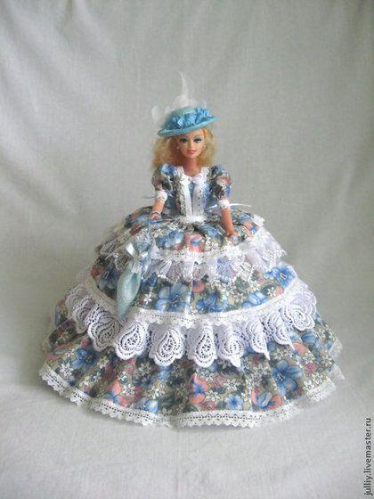 Шкатулки-куклы мастер класс  #14