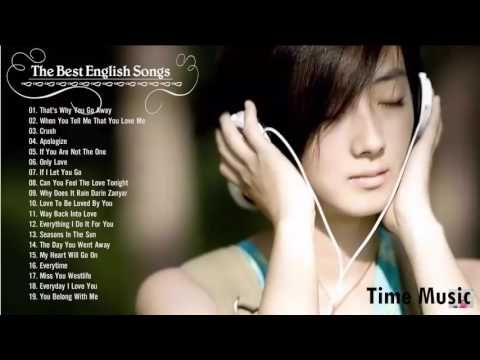 Best English Songs 2016 Love  English Love Song Ever Billboard Top HD - YouTube