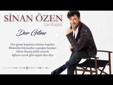 Sinan Özen – Dur Gitme (Official Lyric Video) | TR VİDEOM.COM Video Ve Film Sitesi